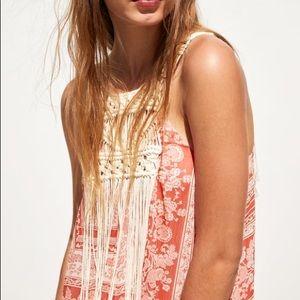 Zara Dresses - Zara red matching printed dress